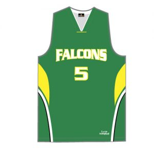 Falcons Singlet Fron1t